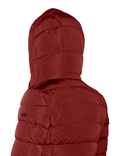 Abrigo para Down 2554 Mujer ADD Rojo Cranberry vZ70xwqw