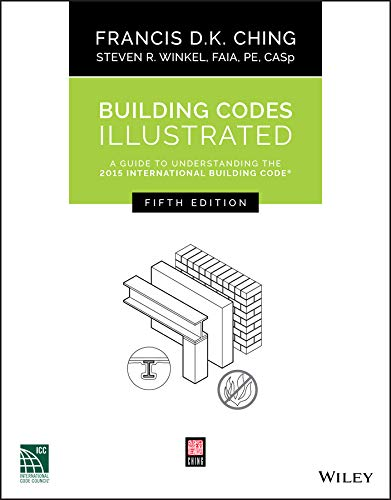 Guide Illustrated Architectural (Building Codes Illustrated: A Guide to Understanding the 2015 International Building Code)