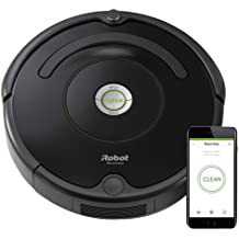 iRobot Roomba 675 Robot Vacuum with Wi-Fi Connectivity, Works with Alexa, Good for Pet Hair, Carpets, Hard Floors