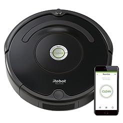 iRobot Roomba 675 Robot Vacuum-Wi-Fi Con...