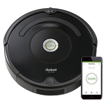 Amazon.com: iRobot Roomba 675 Robot aspirador con conexión ...