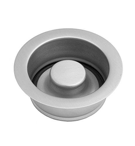 Jaclo 2815-ORB Disposal Flange with Stopper, Oil Rubbed Bronze