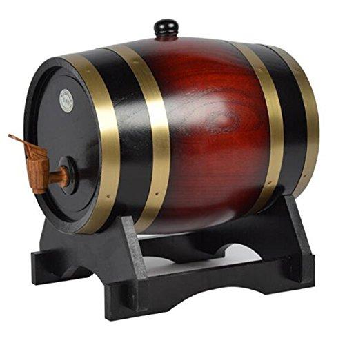 wood barrel storage - 6