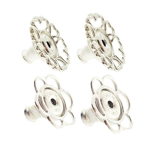 LuxLock Patented Replacement Earring US8365369