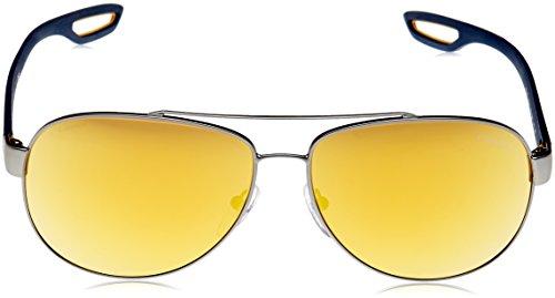 de PS55QS DG15N0 Hombre Sol Gafas Gris para Orange 62 Prada Sport WU7qII