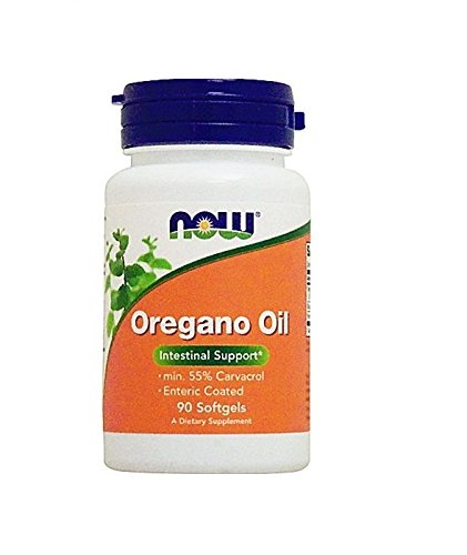 Now Foods, Oregano Oil, 90 Kapseln