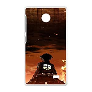 Attack on Titan Cell Phone Case for Nokia Lumia X