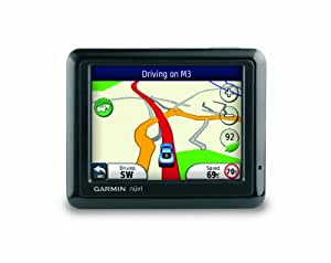 Garmin Nüvi 1210 - Navegador GPS con mapas de Reino Unido