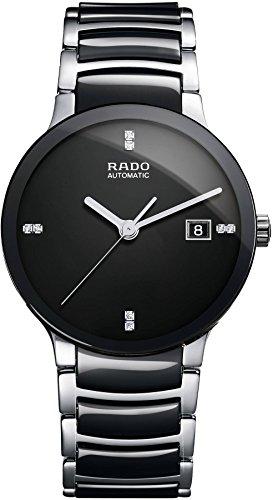 [ラドー]RADO Centrix(セントリックス) Automatic 8Pダイヤ R30941702 メンズの商品画像