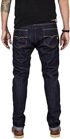 John Doe Motorrad Hose Pants Ironhead Mechanix Raw Jeans W30 L32 Xtm Auto