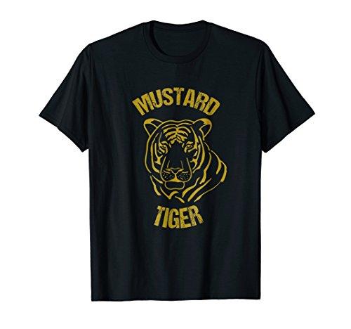 Mustard Tiger Tee