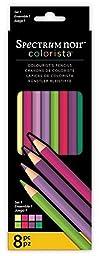 Colorista by Spectrum Noir 8 Piece Pencils Set