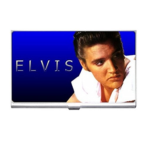 Elvis Presley Business Name Credit ID Card - Elvis Presley Crystal