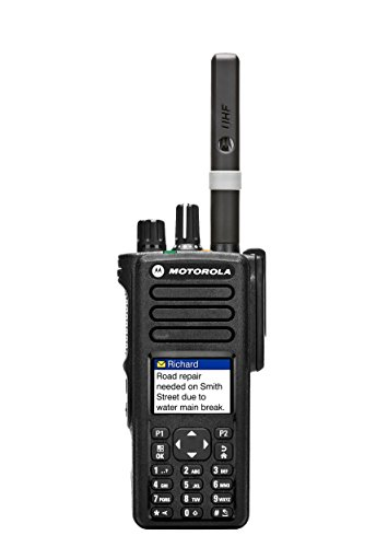 Motorola XPR-7550 UHF Digital Radio 403-512 Color Display AAH56RDN9RA1AN