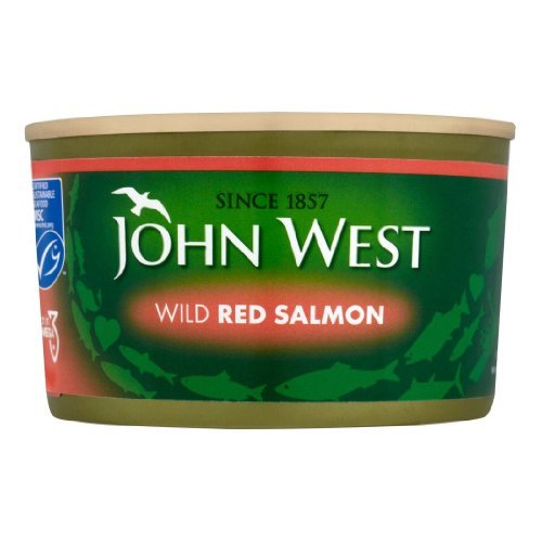 John West Wild Red Salmon (213g)