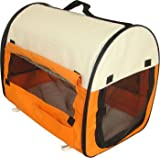 BestPet Dog Pet Kennel House Carrier Soft Crate w/CarryCase OR For Sale
