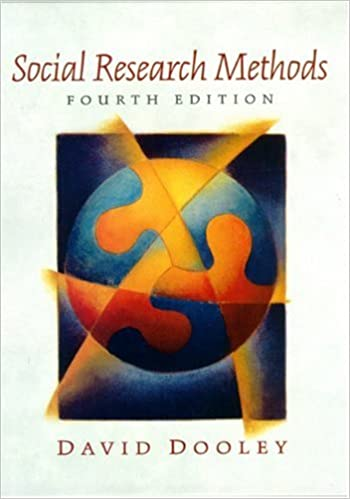 4th Edition Social Research Methods