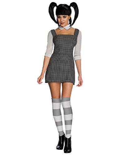 Secret Wishes Frankenweenie Elsa Van Helsing Costume, Black,