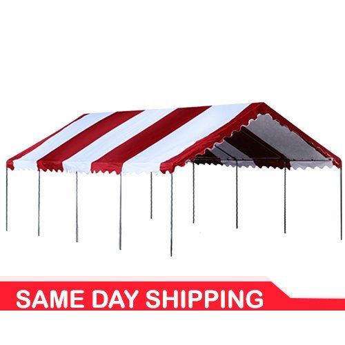 18' x 30' 1 5/8'' Commercial Duty Luxury Event Party Tent