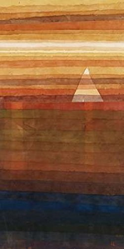 Posterazzi The Intercessor Poster Print by Paul Klee, (24 x 48)