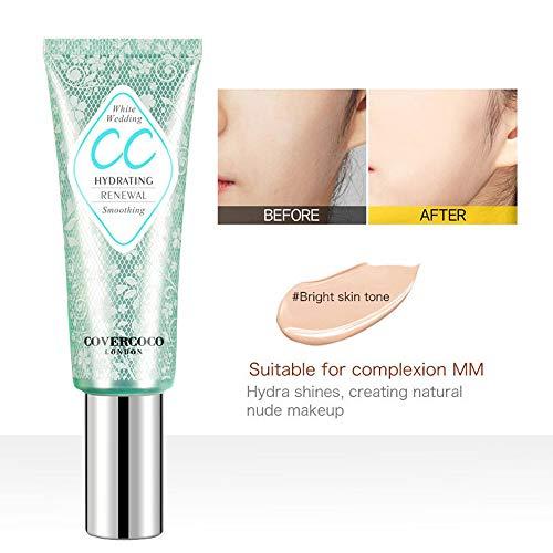 Ourhomer  Clearance Sale Face Eye Foundation Concealer Highlight Contour Liquid Stick Makeup Natrual Crea (A)