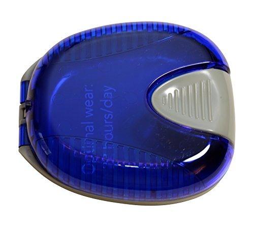 Invisalign Aligner Retainer Case Box Align Tech  Blue