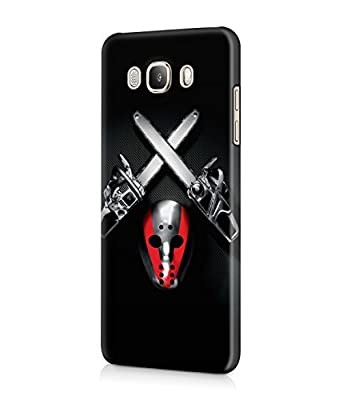 Eminem Shady XV Plastic Snap-On Case Cover Shell For Samsung Galaxy J7 2016