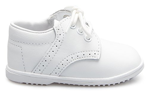 Image of OLIVIA KOO Baby Boys Infant To Toddler Oxford Christening Shoes