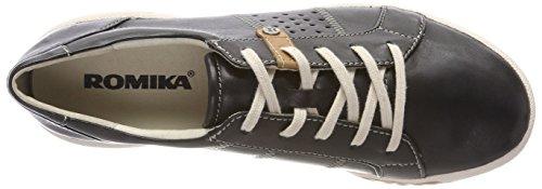 Romika Cordoba 01, Sneaker Donna Nero (Schwarz 100 100)