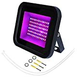 LED Grow Light for Indoor Plants Vegetables and Flower, AC100~240V, 24W Waterproof Plant Lights Full Spectrum for Indoor Plants, Greenhouse, Hydroponics, Gardening, Seedlings,Office …