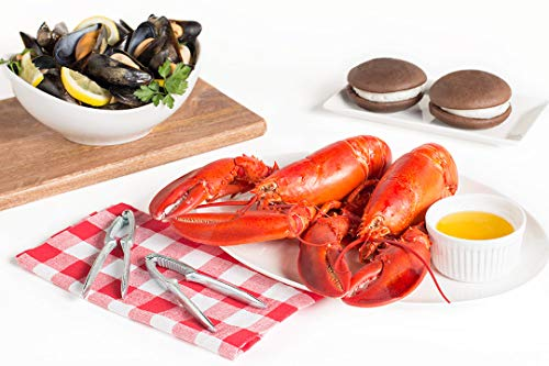 - Maine Lobster Now: Twin Lobster Dinner for Two