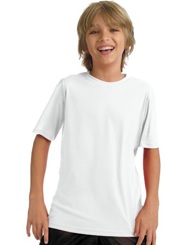 (Hanes Cool DRI® Youth T-Shirt)