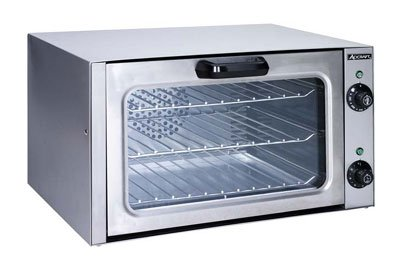Convection Oven, Quarter Size, 120V, Lot of 1