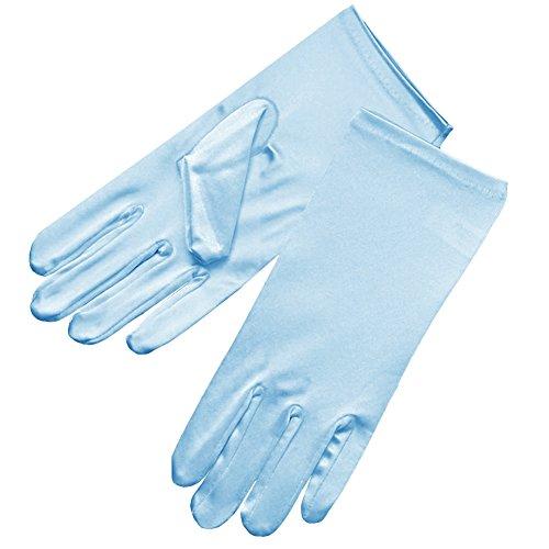 light blue gloves - 5