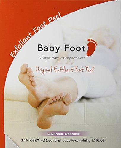 Baby Foot Easy обновления 2 х 35 мл, 1 бокс Английская версия