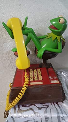 - Disneys Kermit the Frog Phone Touchtone