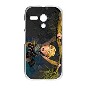 How to Train Your Dragon Motorola G Phone Case White Black Christmas Gifts&Gift Attractive Phone Case HLS5W0123493
