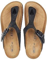 Kifidis K8871DK Kadın Terlik Moda Ayakkabılar Kadın
