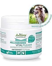 AniForte Polvo Vital para perros y gatos 250g - cuidado óptimo desde adentro para una piel vital y pelaje brillante, apoya el metabolismo y el sistema inmunológico