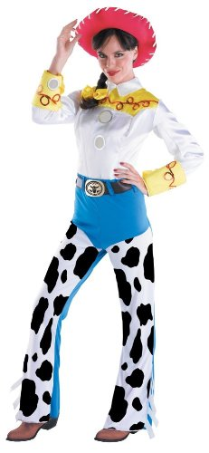 Adult Toy Story Jessie Costume - M -
