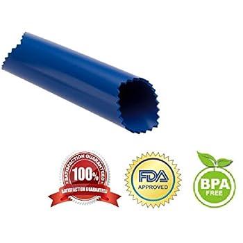 Modfacture Garlic Peeler (1, Blue)