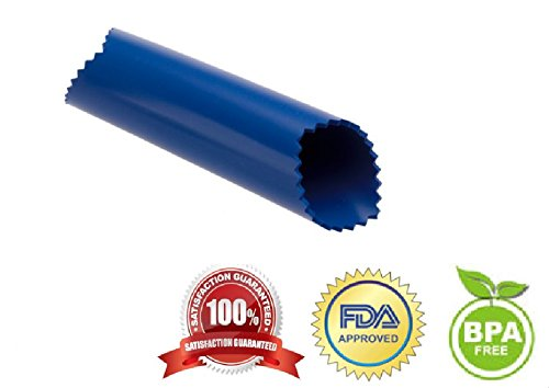 Price comparison product image Modfacture Garlic Peeler (1,  Blue)