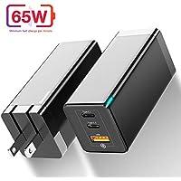 Baseus 65W 3 Port PD 3.0 USB C Charger