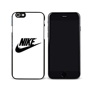 Just Do it Nike logo image Custom iPhone 6 Plus 5.5 Inch Individualized Hard Case by runtopwell