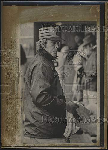 (1976 Press Photo Pittsburgh Pirates Pitcher Doc Mecher)
