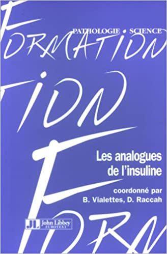 Read Online Les analogues de l'insuline pdf, epub ebook