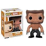 Funko POP Marvel: Logan Wolverine Bobble Figure