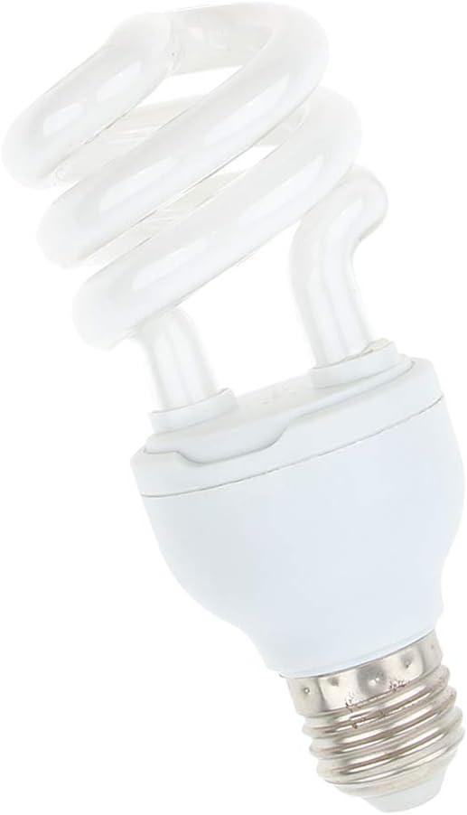 Generic 10.0 / 5.0 Luz Ultravioleta UVB Tortuga Reptil Lagarto Bombilla Lámpara Iluminación Compacta Globo E27 - 10.0