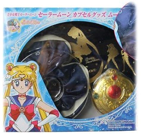 Bandai Sailor Moon – Sailor Juego 2 Moon Light estuche horquillas y espejo Womens, 84419: Amazon.es: Juguetes y juegos