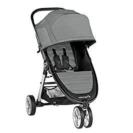 Baby Jogger City Mini 2 Stroller – 2019 | Compact, Lightweight Stroller | Quick Fold Baby Stroller, Slate